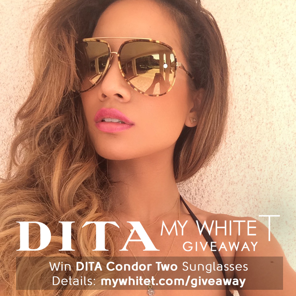 Dita MywhiteT Condor Two Giveaway