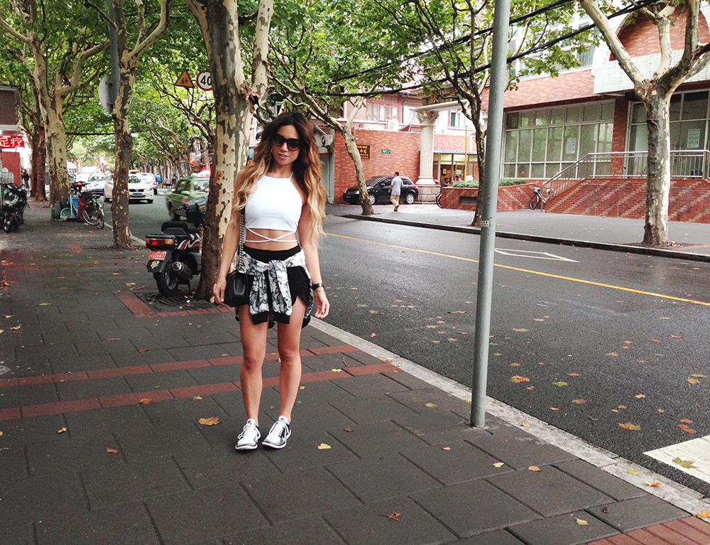 Top Shop - Jessi Malay - China Shanghai Mywhitet my white t fashion blog blogger