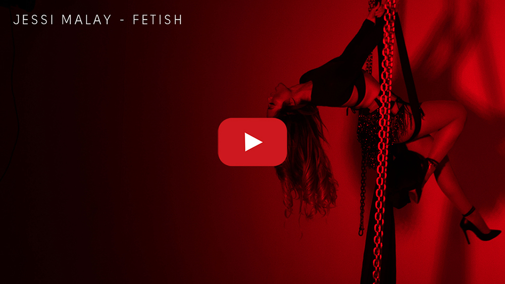 Jessi Malay official music video for Fetish from her debut EP GIve Me Life