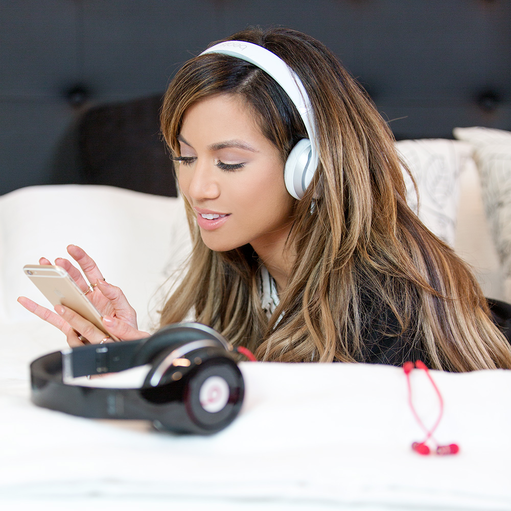 Beats by Dre Giveaway by Jessi Malay for My White T