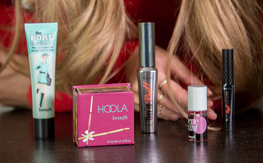 Benefit Cosmetics Holiday Giveaway Gift Set