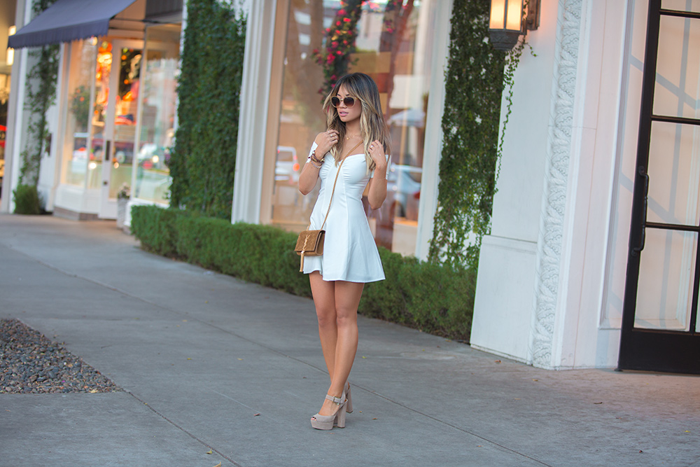 Jessi Malay Photos on Robertson Blvd in Beverly Hills