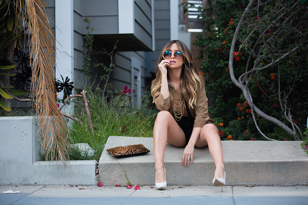Los Angeles Fashion Blogger in Venice