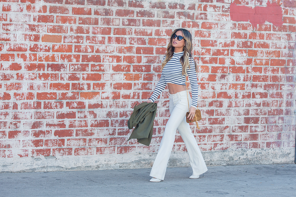 LA Fashion Blogger Jessi Malay for mywhiteT
