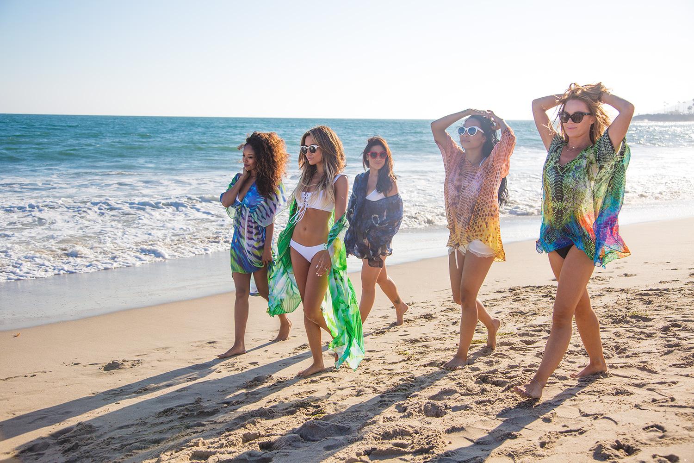 Jessi Malay - Summer Love (BTS)