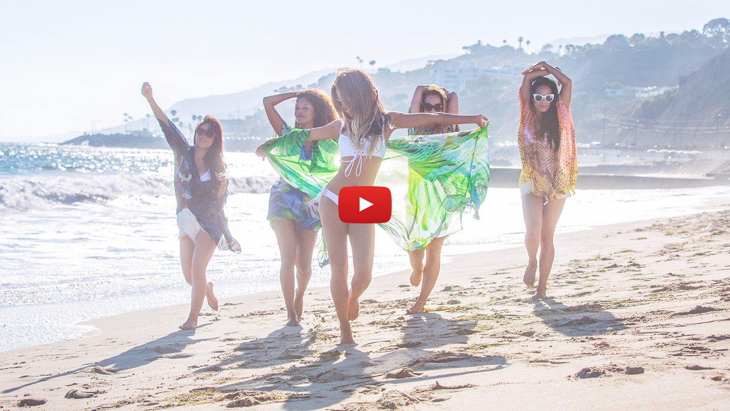 Jessi Malay - Summer Love (Music Video)