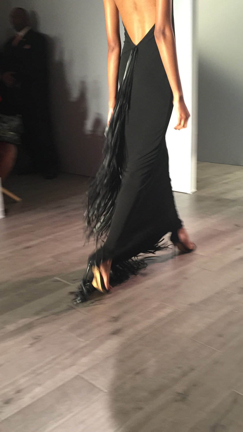 NYFW SS16 Serena Williams Photos
