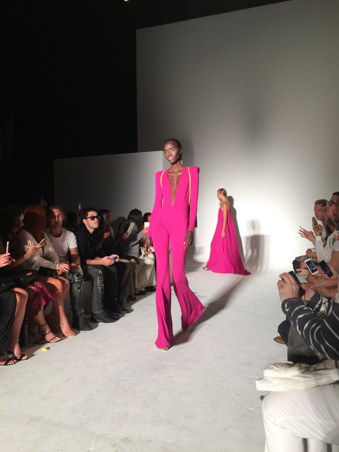 NYFW SS16 Michael Costello photos