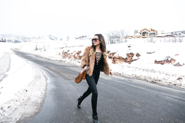 Jessi Malay at Sundance Film Festival