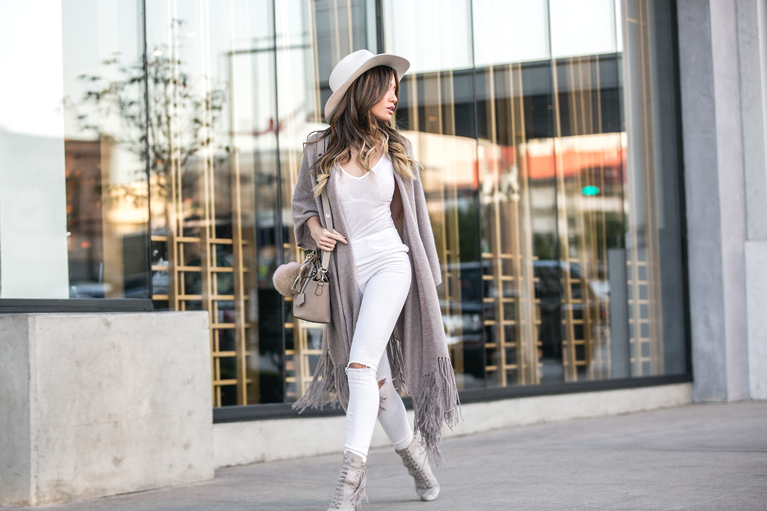 LA Fashion Blogger Jessi Malay