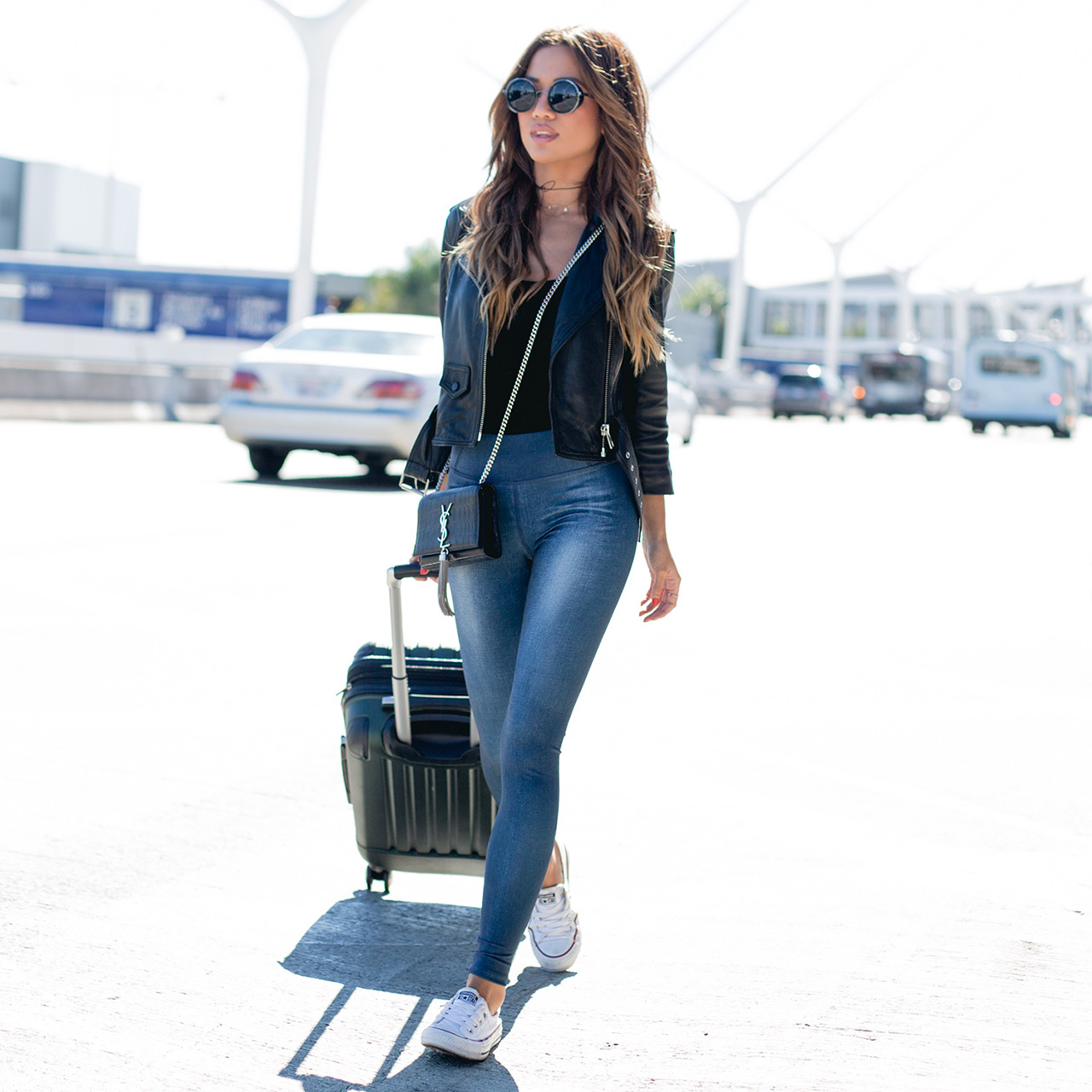 Jessi Malay Best 10 Travel Outfits