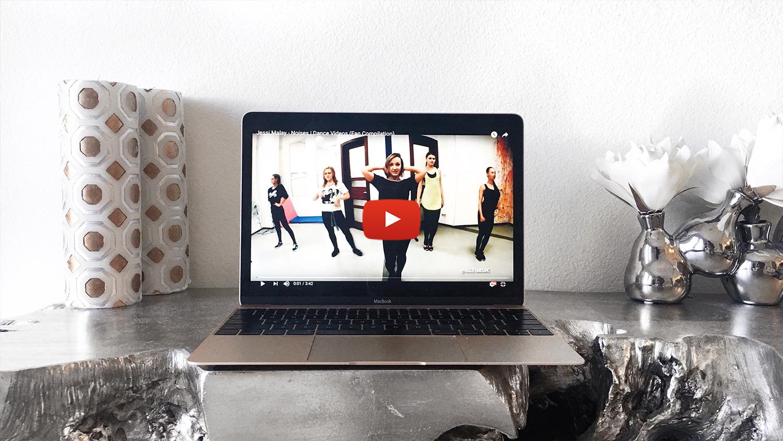 NOISES Dance Video Fan Compilation
