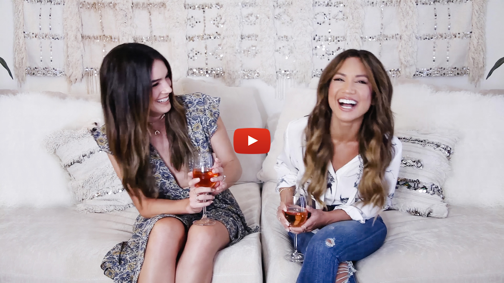 Watch The Happiest Hour featuring Brittany Xavier from Thrifts and Threads