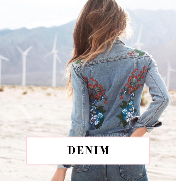 Shop Denim by Jessi Malay