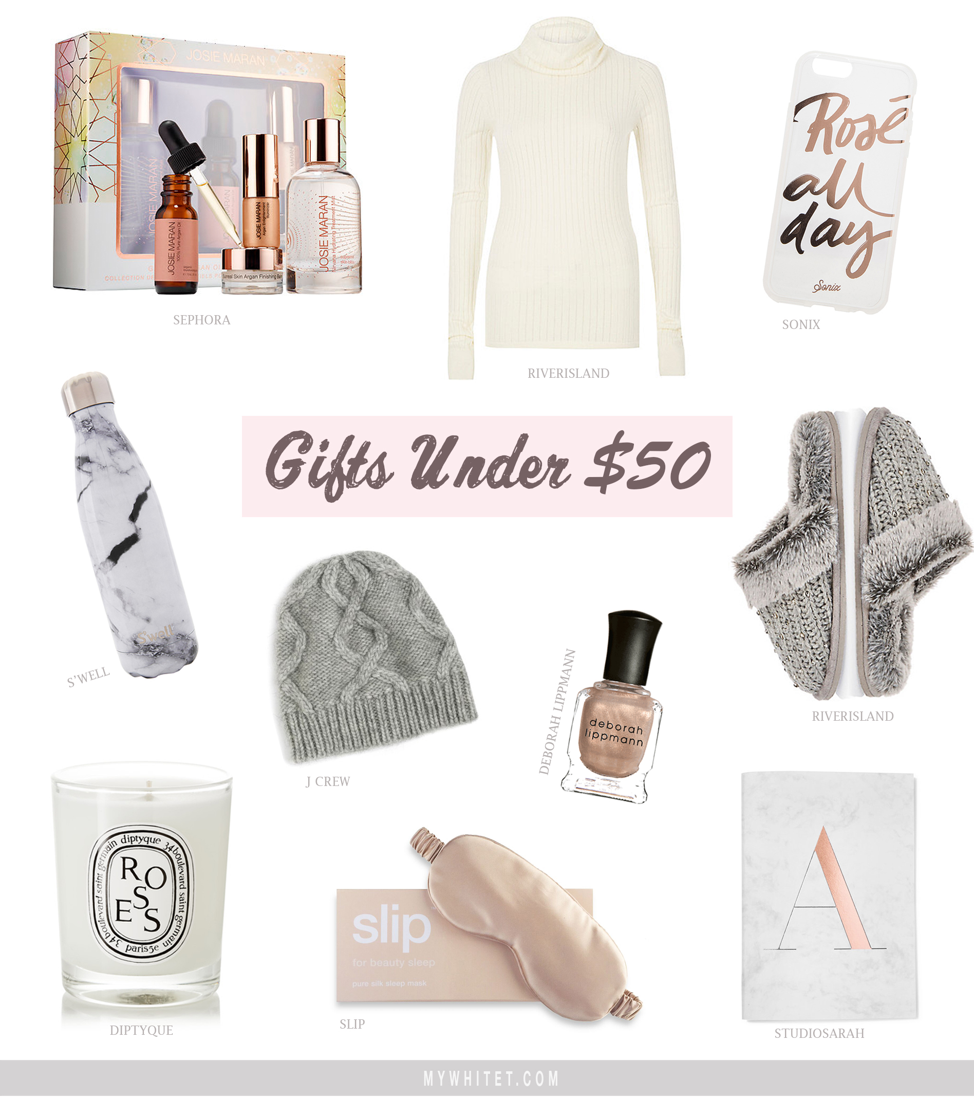 Shop Jessi Malay Gift Guide under $50 and $100