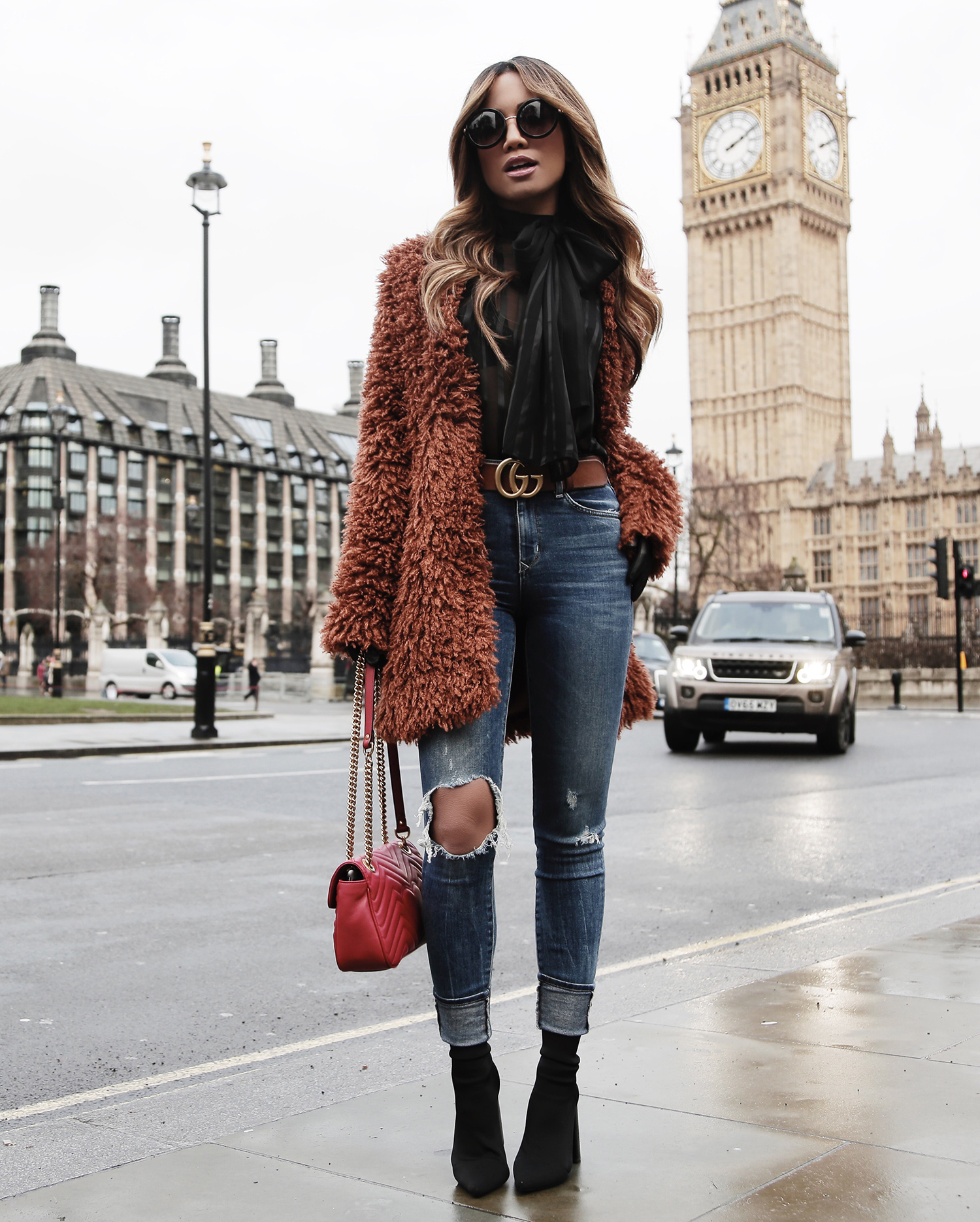 Jessi Malay in London