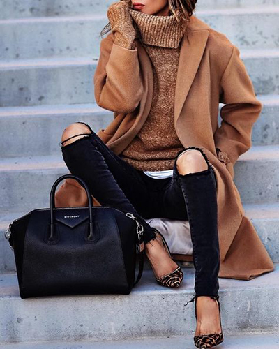 Jessi Malay's guide on how to layer and still look chic