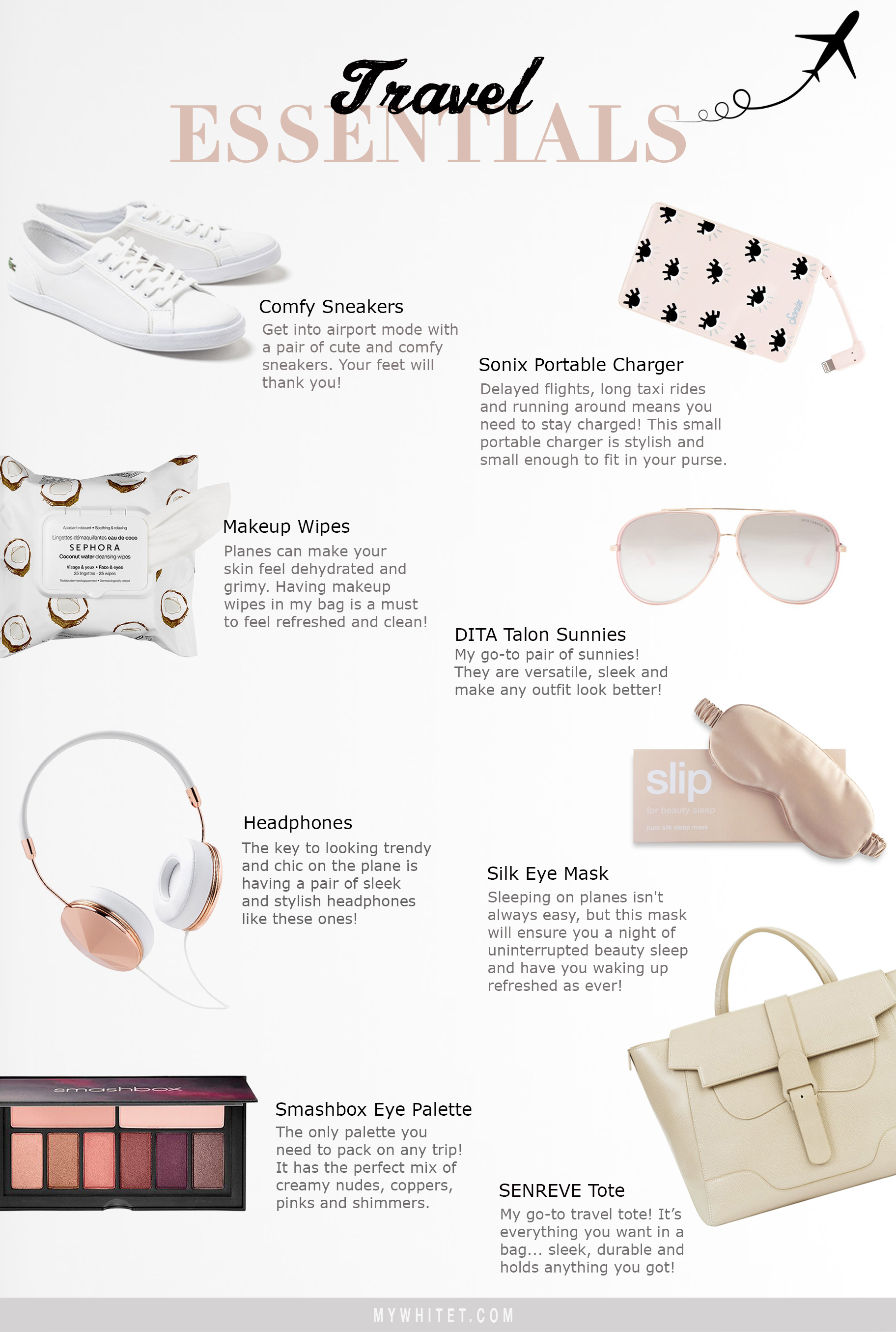 Jessi Malays Travel Essentials