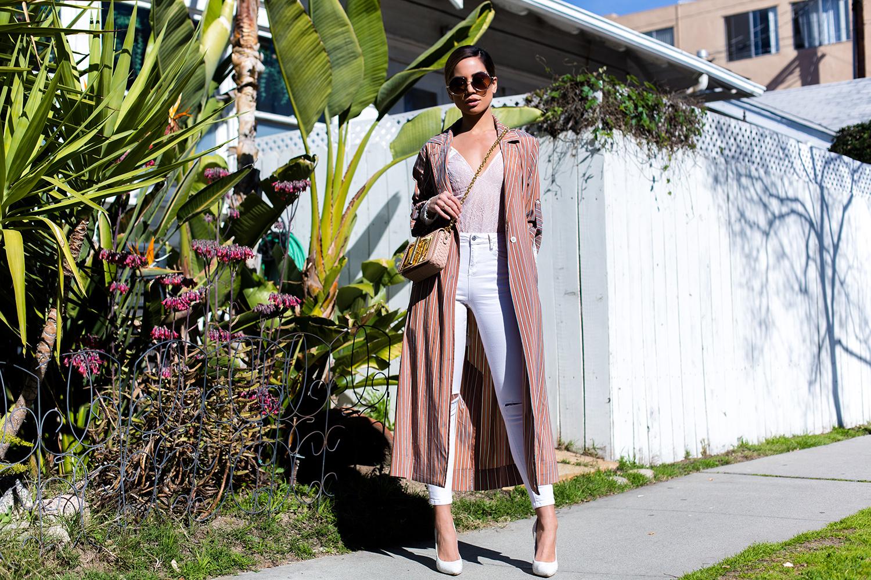 Jessi Malay Valentines Day Fashion Looks