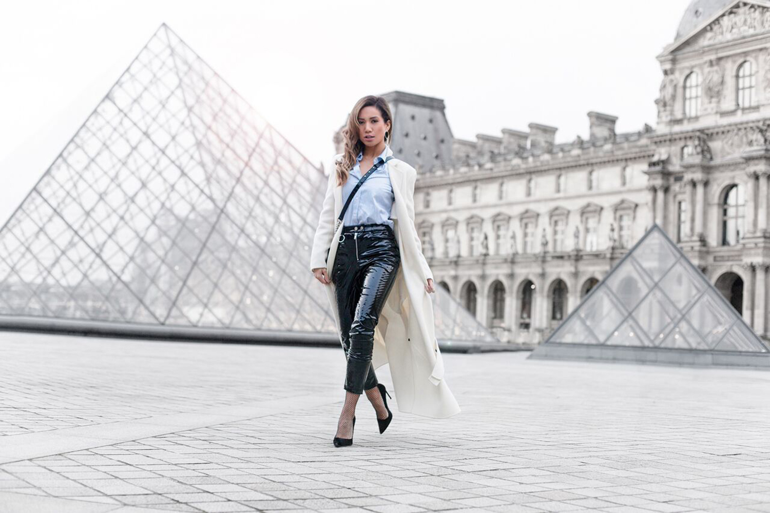Jessi Malay Paris Fashion Week