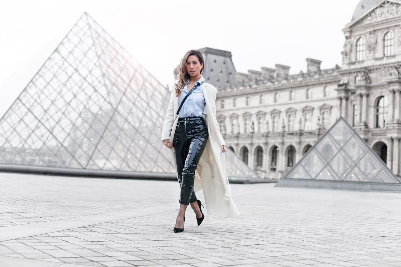 Jessi Malay Paris Fashion Week