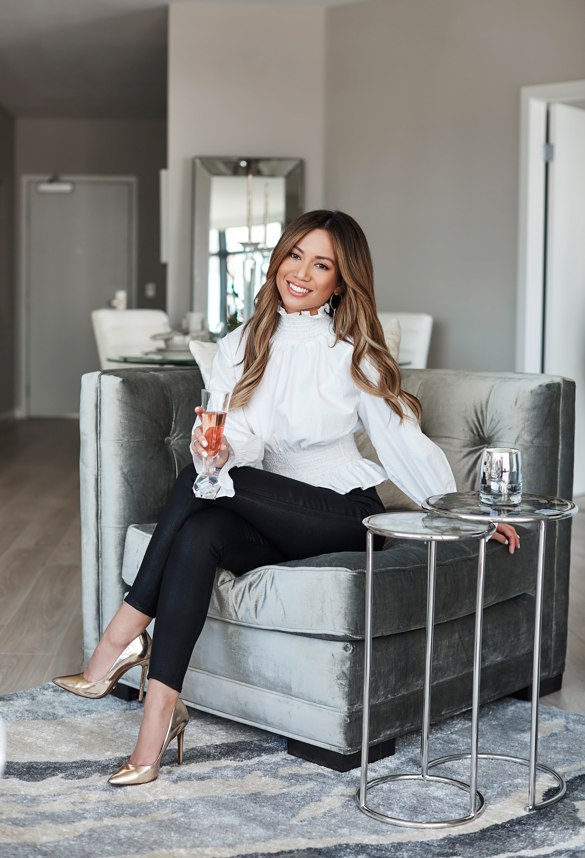 Jessi Malay's Home Makeover with Z Gallerie