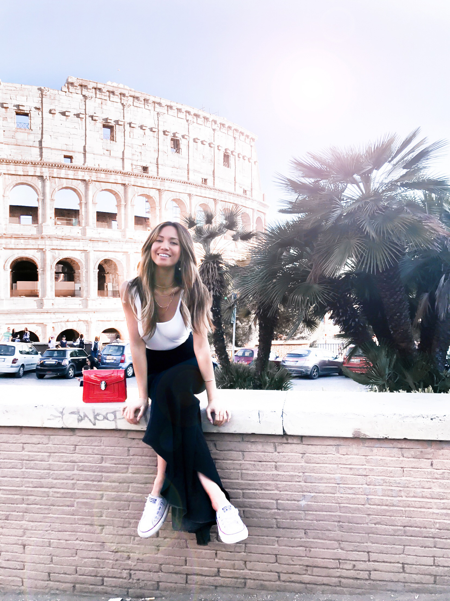 Jessi Malay Rome Travel Guide