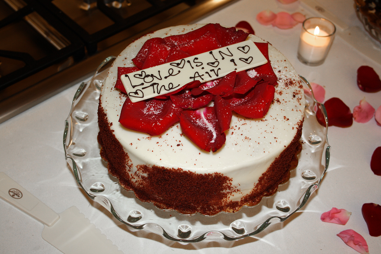 Proposal Engagement Cake