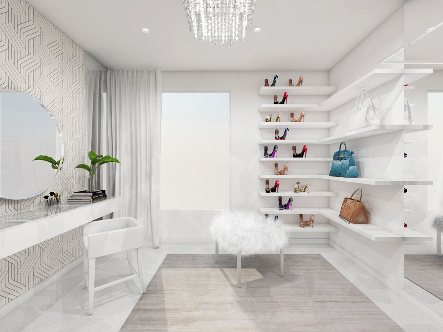 closets tailored popular custom storage closet flooring living designer design garage louisiana