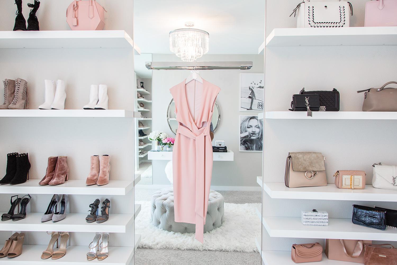 Custom Closet Room by LA Closet Desig