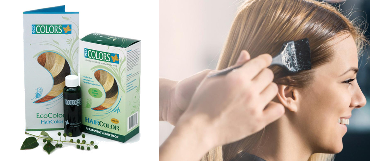 Eco Colors Natural Hair Dye