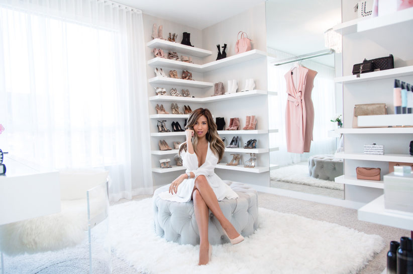 Jessi Malay Closet Room Design