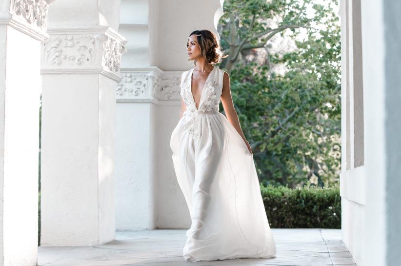 Jessi Malay bridal wedding makeup tutorial and inspo