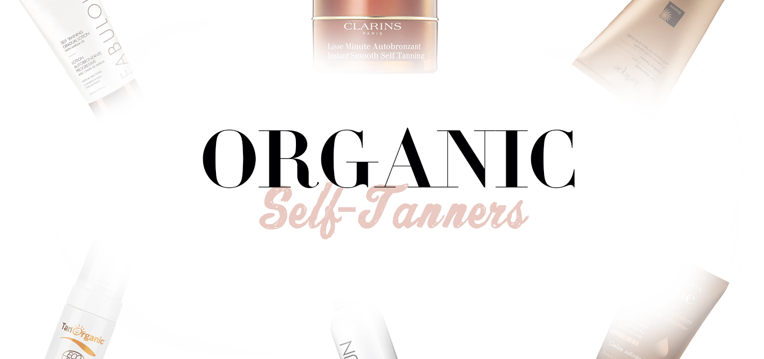 best organic self tanners