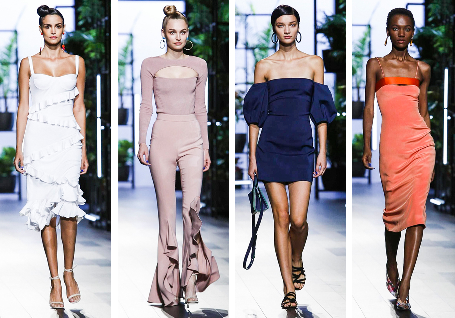 Cushnie Et Ochs Spring 2018 Collection