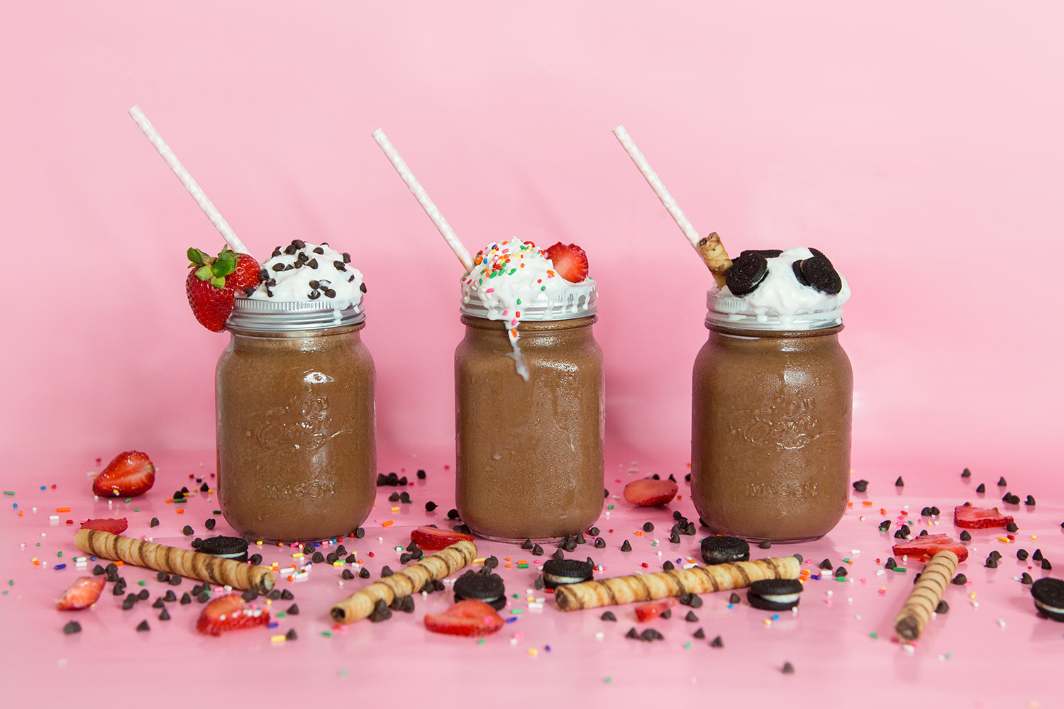 How To Make Healthy Milkshake