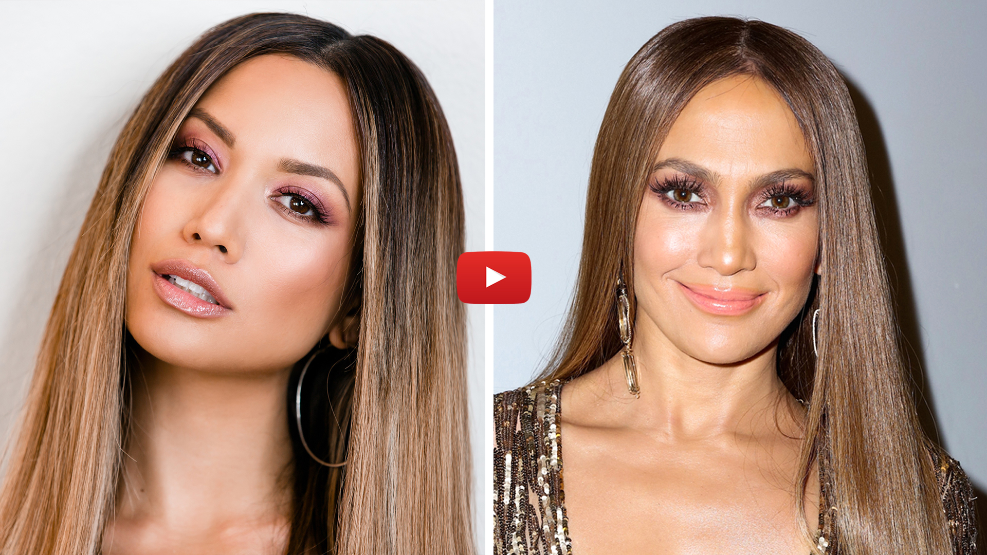 JLo Inspired Makeup Tutorial