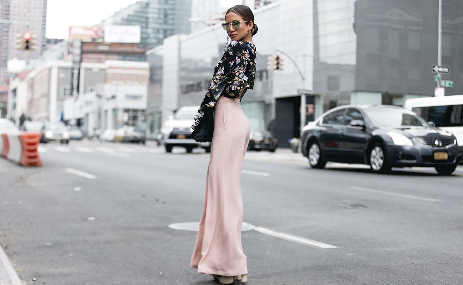 Jessi Malay Fashion Blogger NYFW