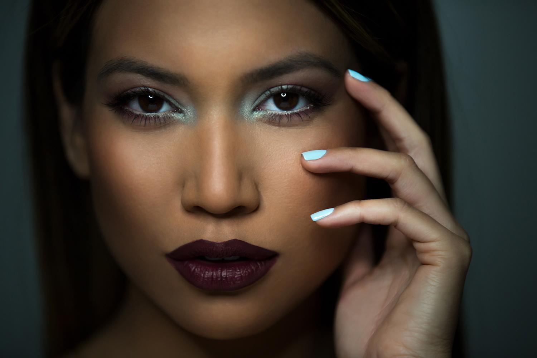 Jessi Malay x Dolce and Gabbana