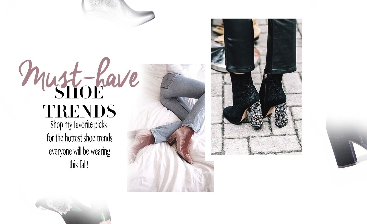 Hottest shoe trends fall 2017