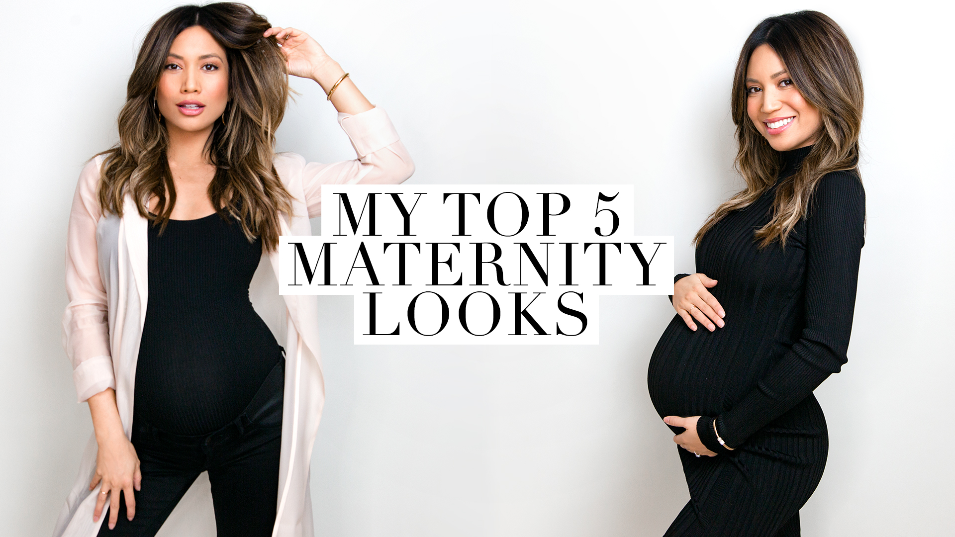 Maternity Pregnancy Style Haul