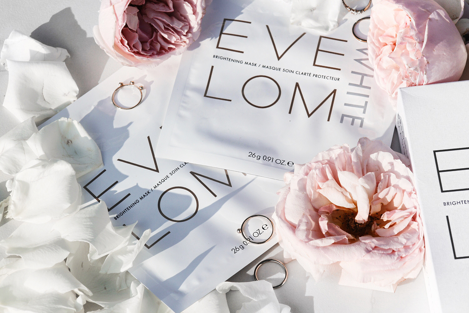 Eve Mom White Brightening Mask