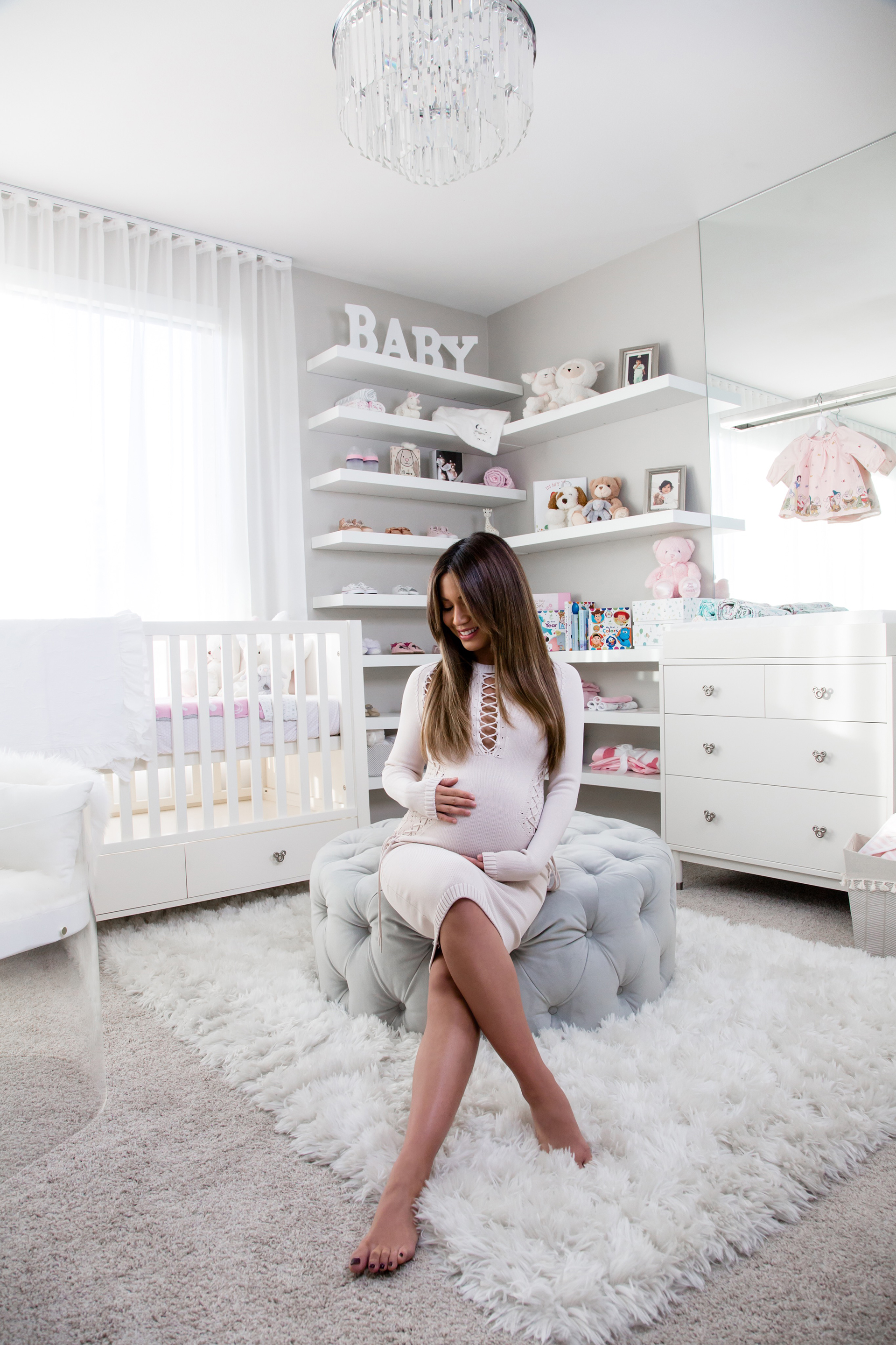 Jessi Malay Baby Nursery Disney