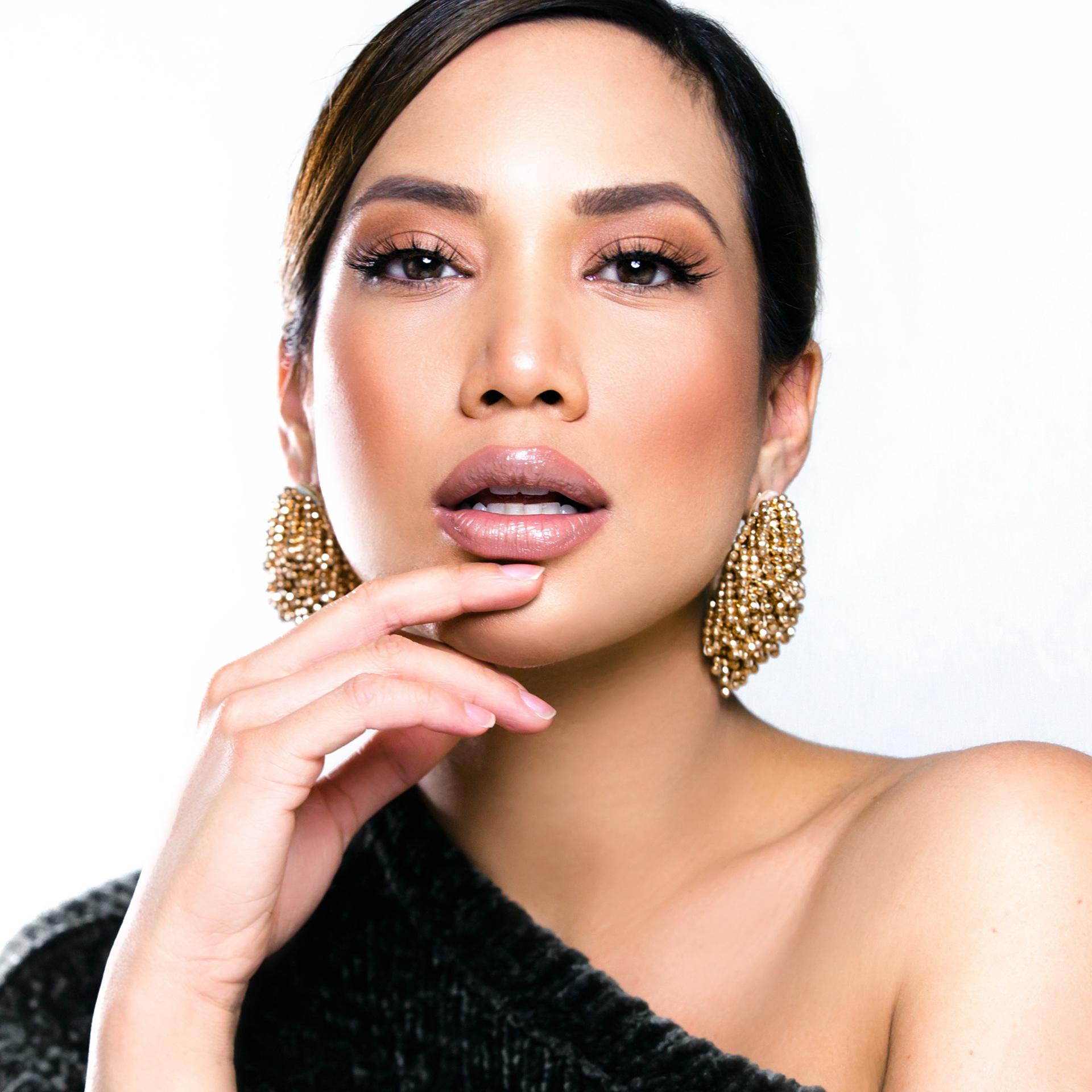 Jessi Malay Blogger L'Oreal Lipcolor