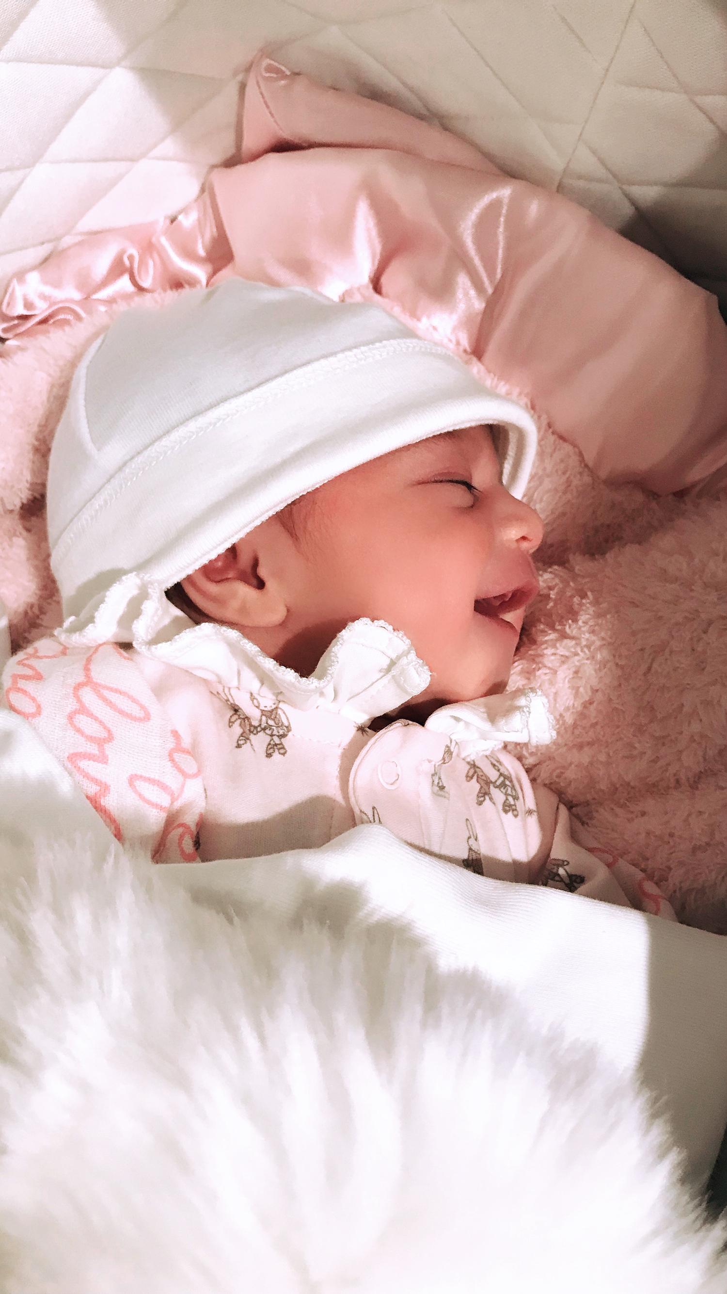 birth story mommy blogger