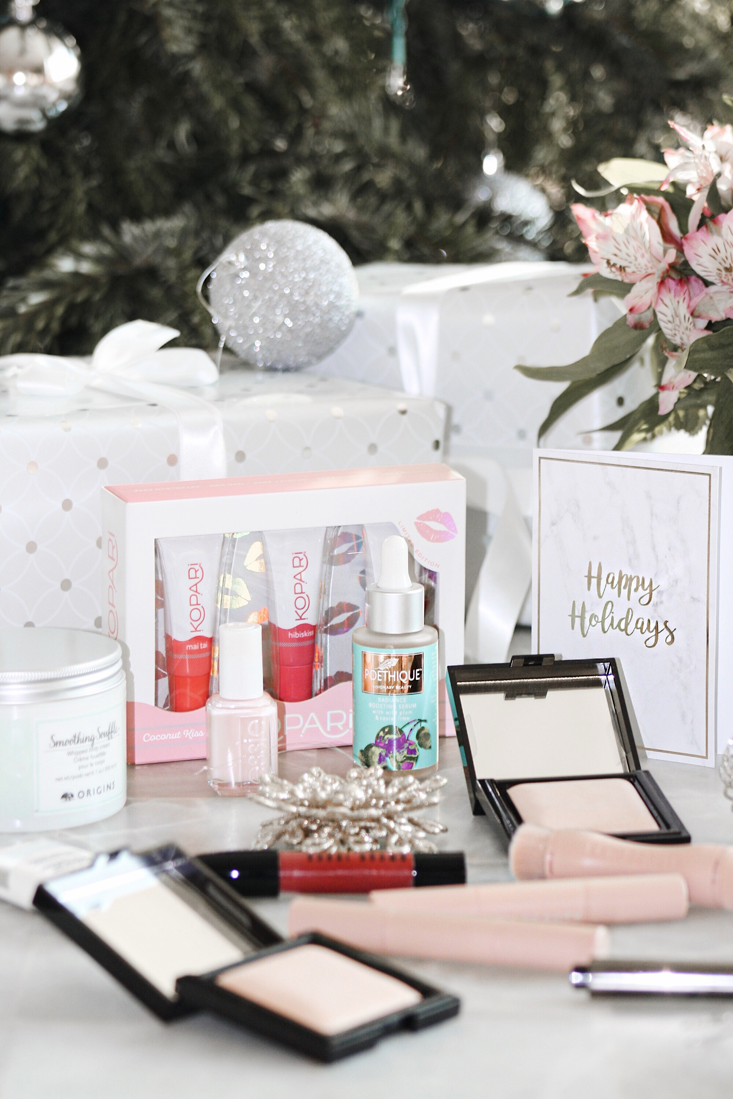 Holiday Giveaway Christmas Beauty Giveaway