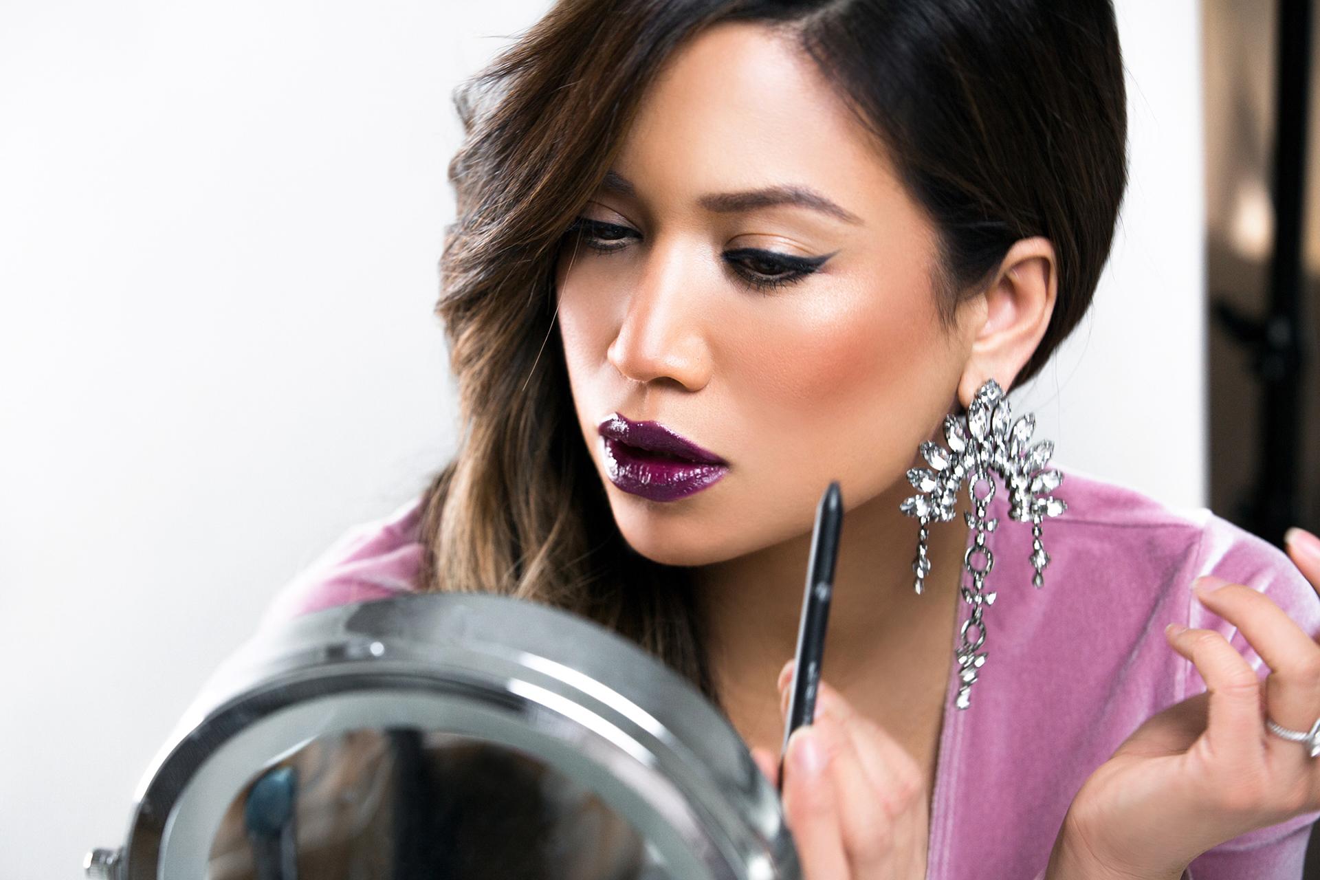 Holiday Glam L'Oreal Color Riche Lipsticks