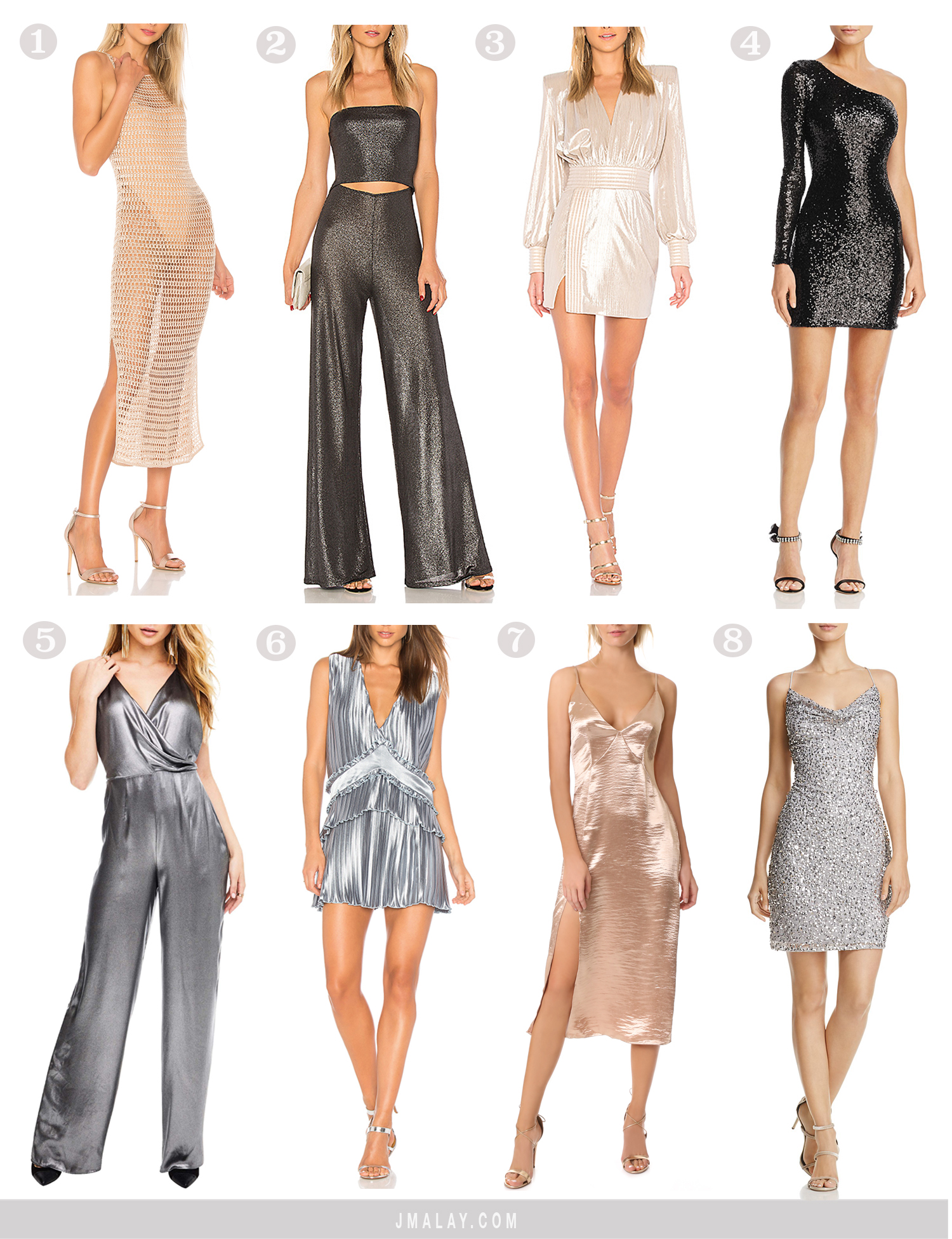 New Years Eve Party Dresses Outfit Inspo