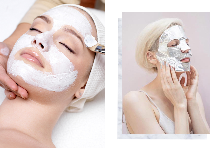 Jelly Face Masks Lush Foil Mask Reviews
