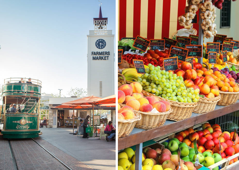 original farmers market the grove
